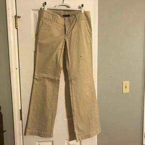 Express Chino Khaki Pants Size 6